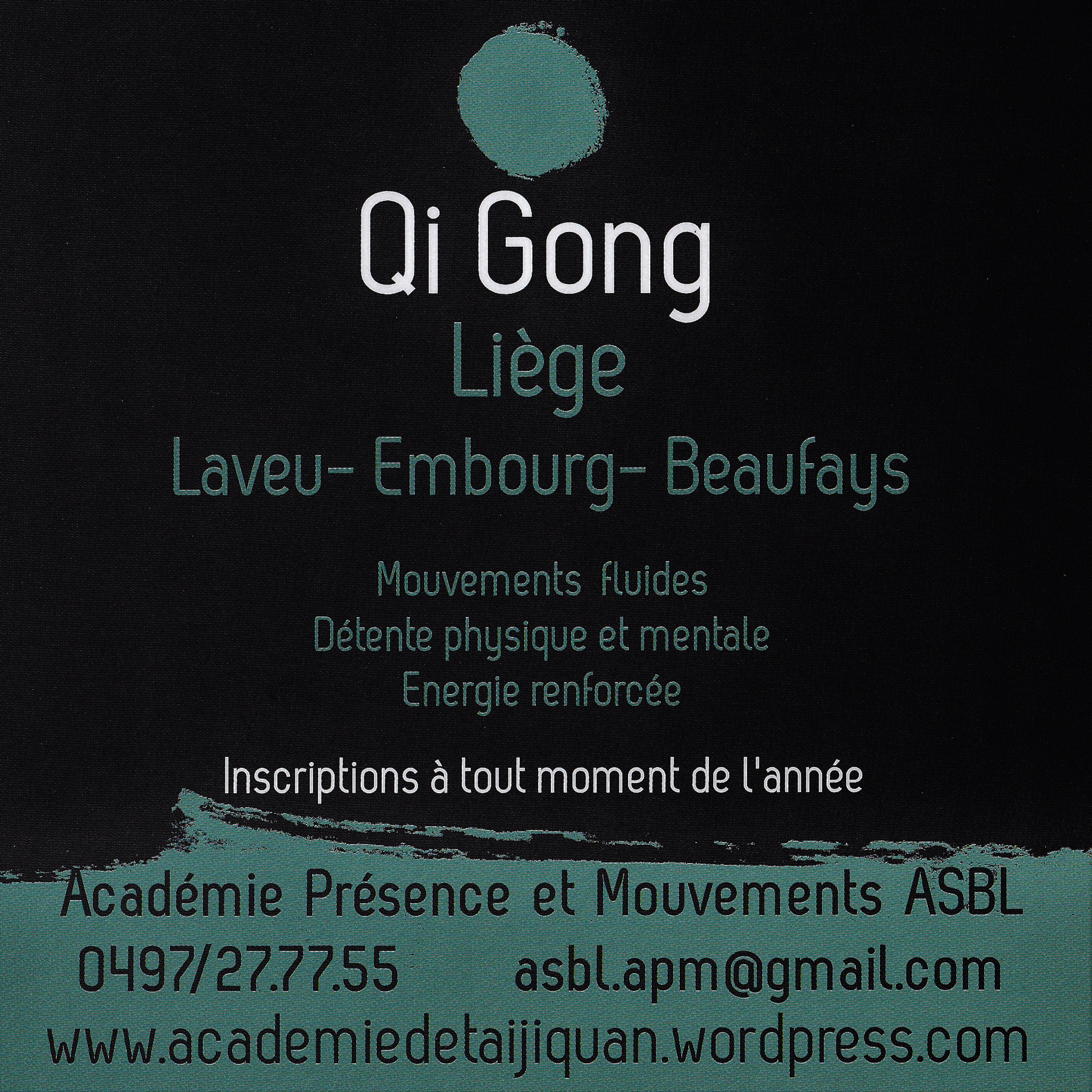 Qi Gong Liège
